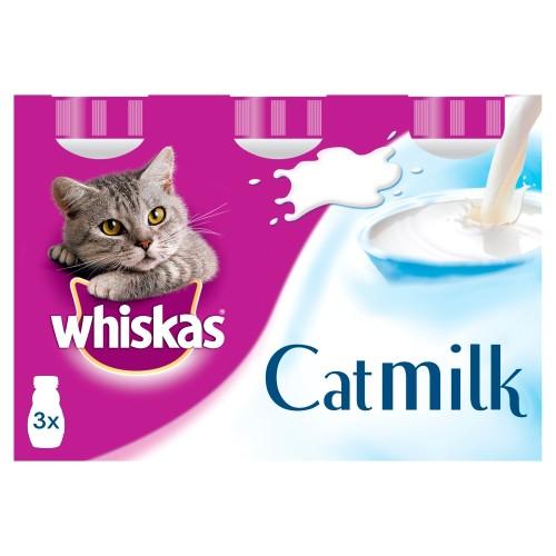 Whiskas Cat Milk 200ml x 3