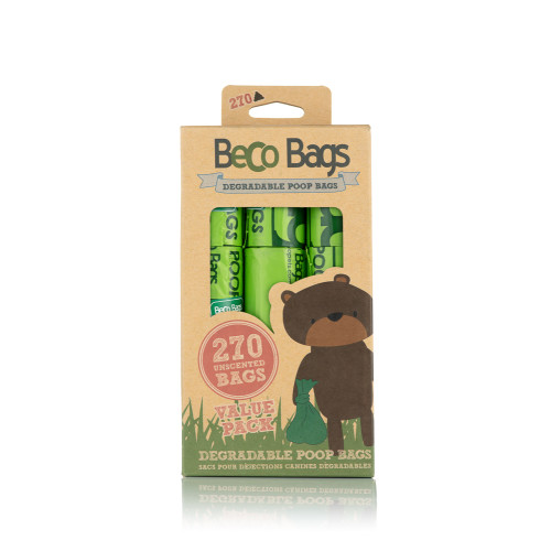 BecoBags Eco Friendly Poo Bags 270 Bags