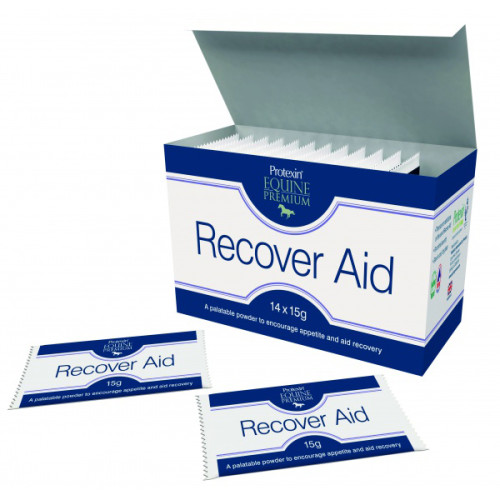 Protexin Recover Aid Sachets for Horses 15g Sachets x 14