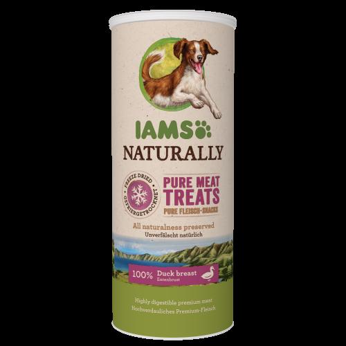 IAMS Naturally 100% Duck Freeze Dried Dog Treats 50g