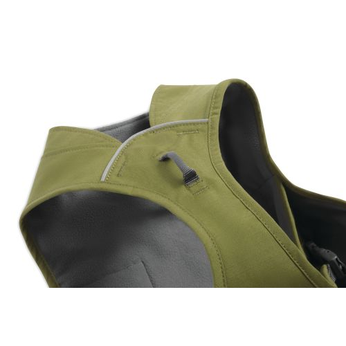 Ruffwear Overcoat Fuse Dog Jacket in Cedar Green Small
