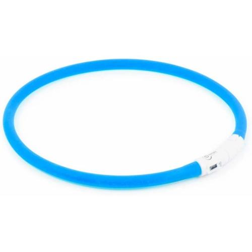 Ancol USB Rechargeable Dog Bands Blue