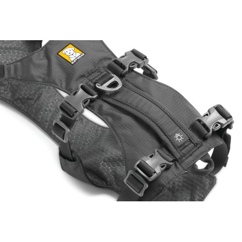 Ruffwear Flagline Dog Harness in Granite Grey Small