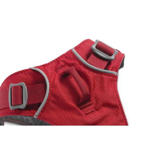 Ruffwear Flagline Dog Harness in Red Rock Small