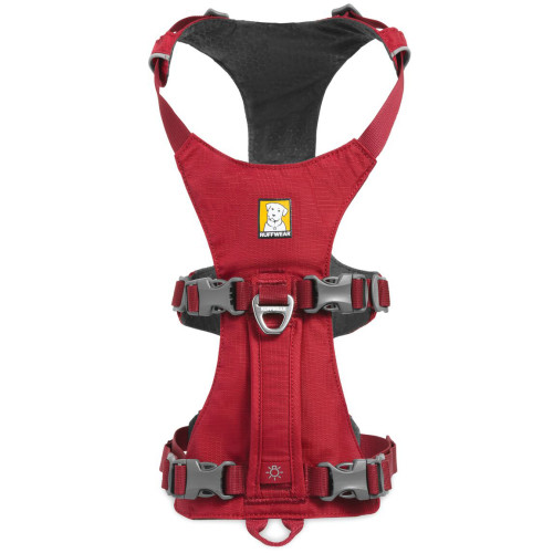 Ruffwear Flagline Dog Harness in Red Rock Extra Extra Small