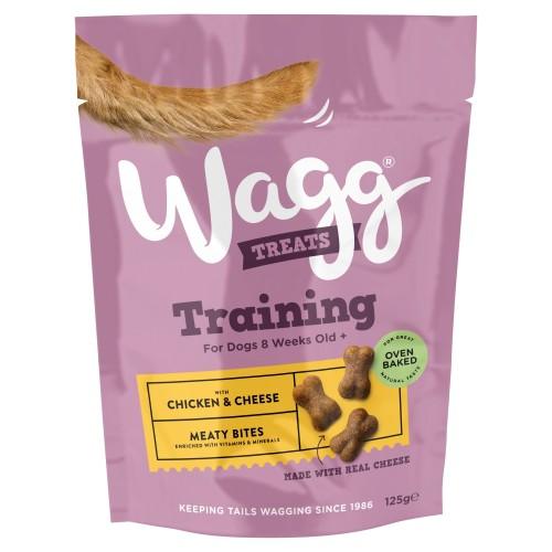 Wagg Training Treats Chicken & Cheese