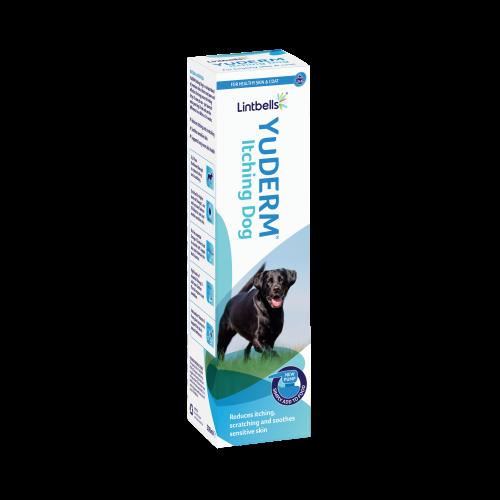 YuDERM Itchy Dog for Sensitive & Itchy Skin 500ml