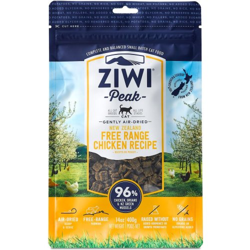 ZiwiPeak New Zealand Chicken Dry Cat Food 1kg