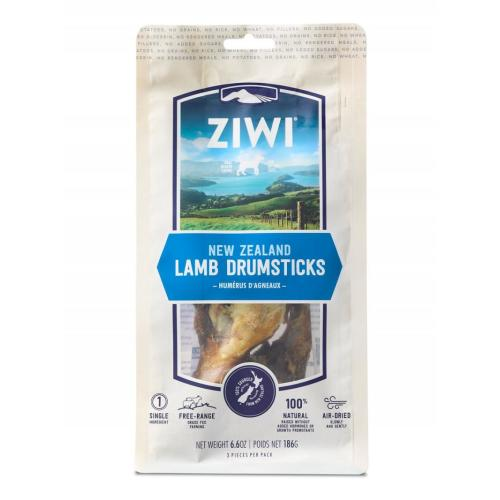 Ziwipeak Oral Health New Zealand Lamb Drumstick Dog Chew 186g