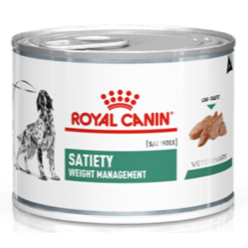 Royal Canin Veterinary Satiety Weight Management Wet Dog Food 195g x 36