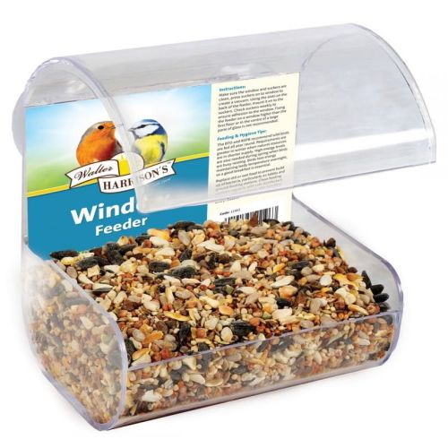 Harrisons Wild Bird Window Feeder Window Feeder