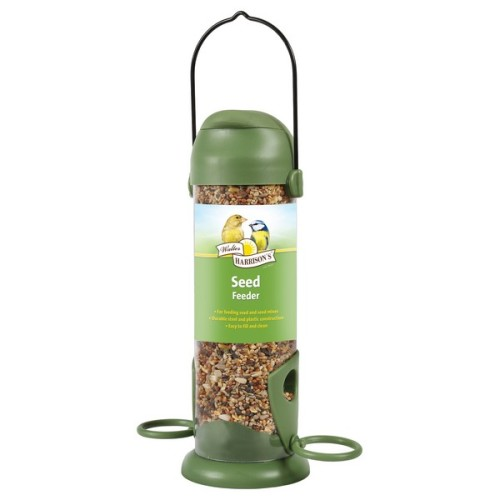 Harrisons Flip Top Wild Bird Seed Feeder  Seed Feeder