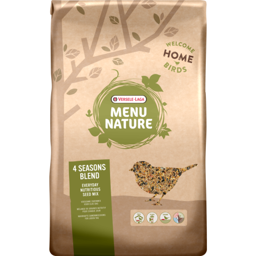 Versele Laga Menu Nature 4 Seasons Blend for Wild Birds 20kg