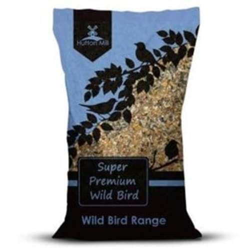 Hutton Mill Super Premium Wild Bird Mix 20kg