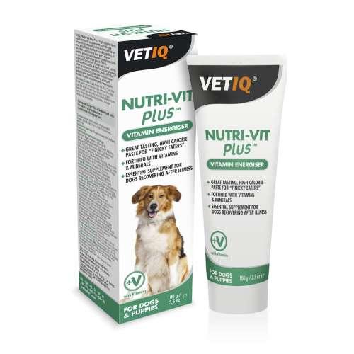 Mark & Chappell VetIQ Nutr-Vit Plus for Dogs 100g