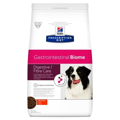 Hills Prescription Diet Gastrointestinal Biome Chicken Dry Adult Dog Food 1.5kg