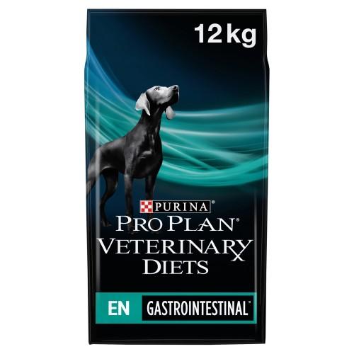 PURINA VETERINARY DIETS Canine EN Gastrointestinal Dog Food 12kg x 2