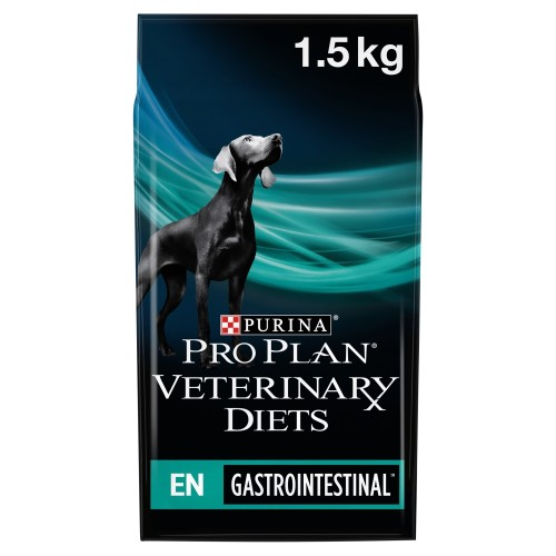 PURINA VETERINARY DIETS Canine EN Gastrointestinal Dog Food 1.5kg