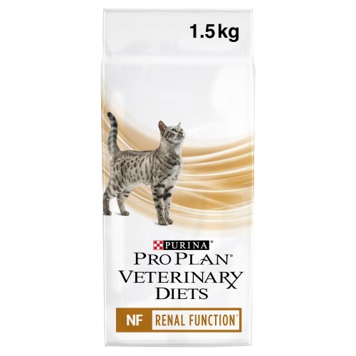 PURINA VETERINARY DIETS Feline NF Renal Function Cat Food 1.5kg