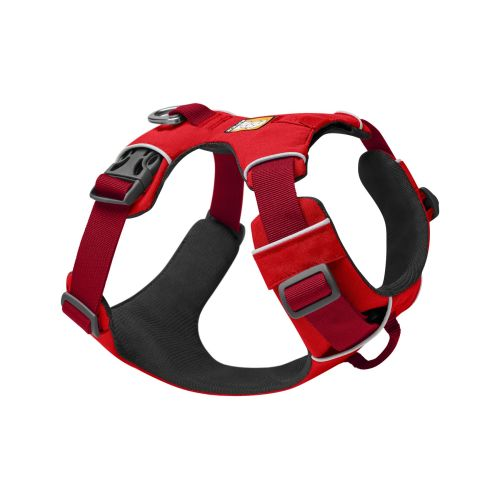Ruffwear 2020 Front Range Dog Harness in Red Sumac Extra Extra Small