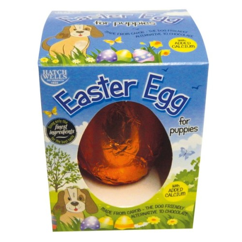 Hatchwells Easter Egg for Puppies 40g