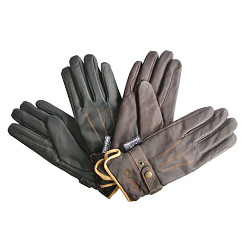 Mark Todd Black Winter Gloves with Thinsulate Medium