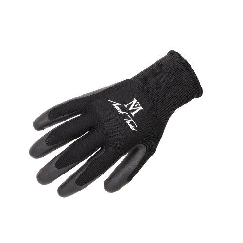 Mark Todd Black Yard Gloves Medium