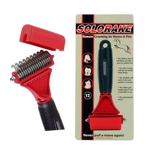 SoloRake Horse Grooming Tool SoloRake