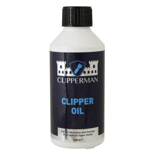 Clipperman Clipper Oil Blade Lubricant 250ml Clipper Oil