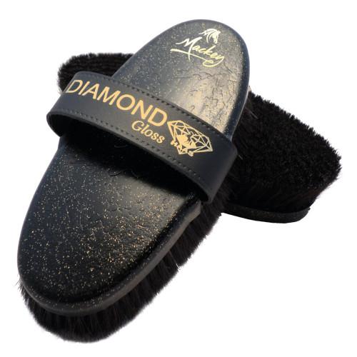 HAAS Diamond Gloss Brush for Horses Diamond Gloss Brush