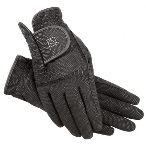 SSG Digital Riding Gloves in Black Size 10