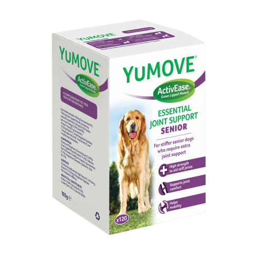 Yumove Joint Support Senior Dog Tablets 120 Tablets