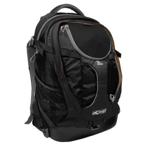 Kurgo G-Train K9 Backpack for Small Dogs & Cats Black