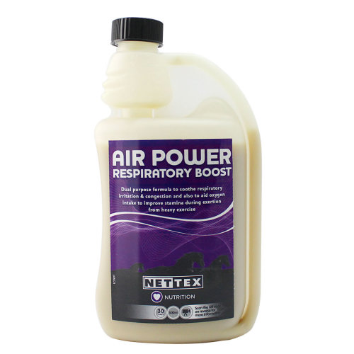 Nettex Air Power Respiratory Boost for Horses 500ml