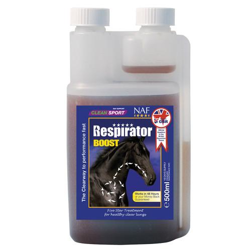 NAF Five Star Respirator Boost for Horses 500ml