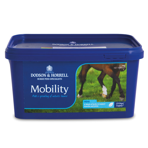 Dodson & Horrell Mobility Muscle & Joint Supplement 1kg
