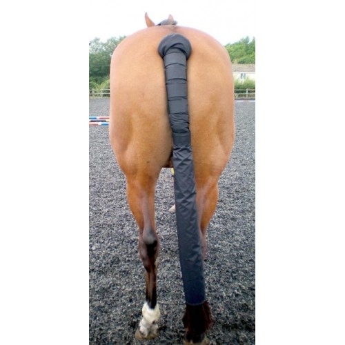 Mark Todd Tail Guard for Horses Black