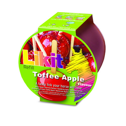 Likit Horse Licks 650g Toffee Apple