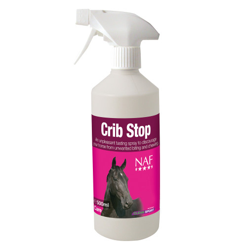 NAF Crib Stop Spray for Horses 500ml