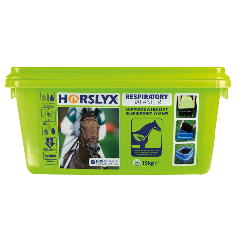 Horslyx Respiratory Lick for Horses 15kg