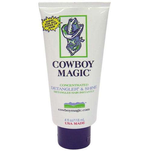 Cowboy Magic Detangler & Shine for Horses 4oz