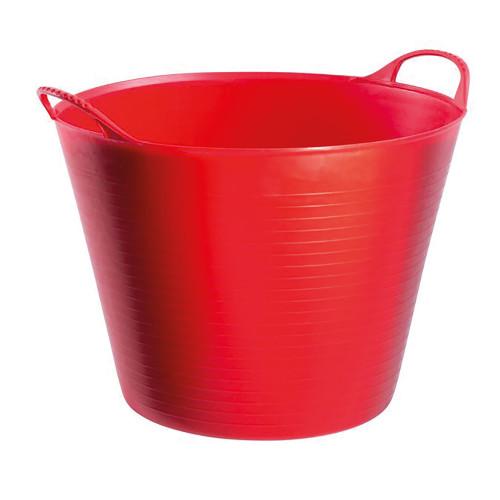 Red Gorilla Medium  Tubtrug Flexible  Medium - Red