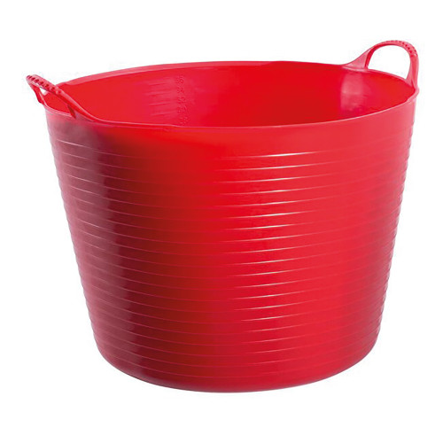 Red Gorilla Tubtrug Large Flexible Large - Red