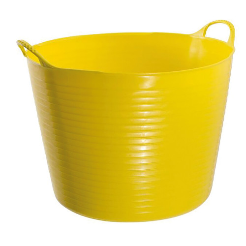 Red Gorilla Tubtrug Large Flexible Large - Yellow