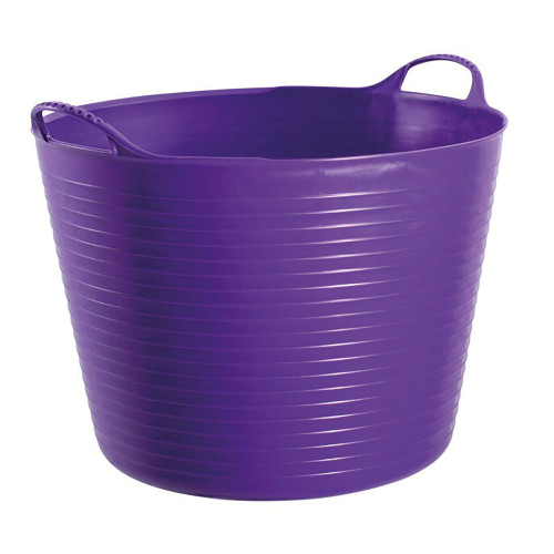 Red Gorilla Tubtrug Large Flexible Large - Purple