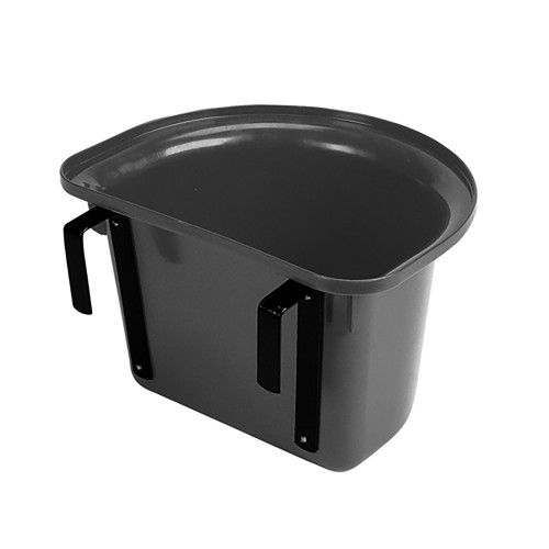 Stubbs Portable Lightweight Feed Manger 15LT Black