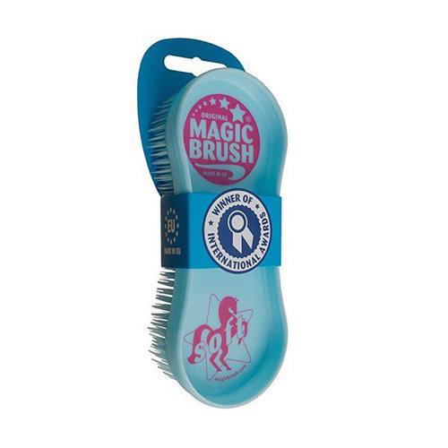 MagicBrush Soft Brush for Horses Light Blue