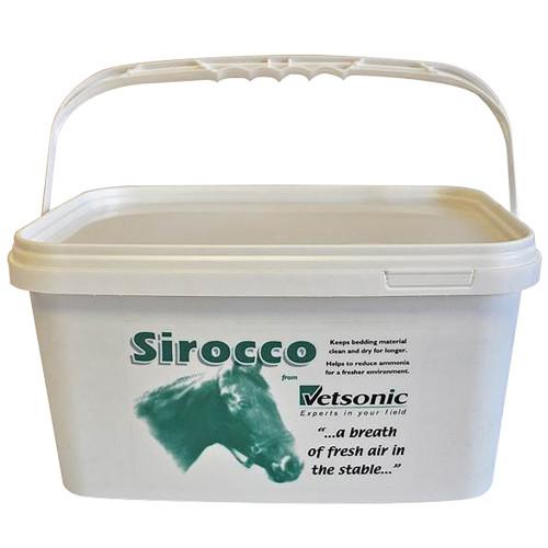 Vetsonic Sirocco Horse Bedding Sanitiser 5kg