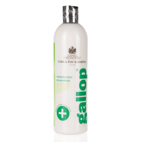 Gallop Medicated Shampoo for Horses 500ml
