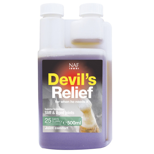 NAF Devils Relief For Stiff Joints 1 Litre